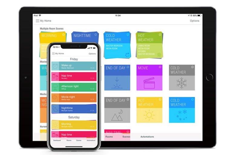Luxaflex Blinds - HomeKit App
