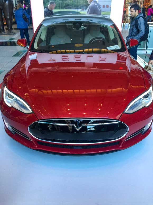 Collecting My Tesla Model 3 Today – A Petrol Head's Journey