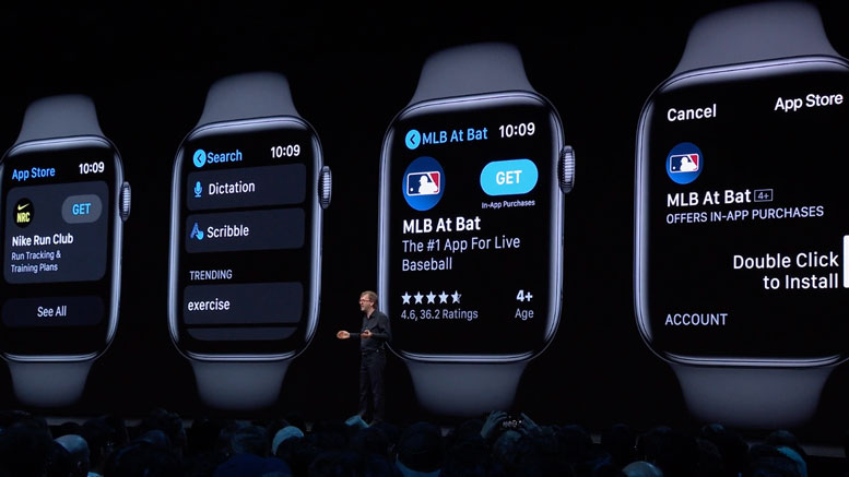 Apple Watch WatchOS v6