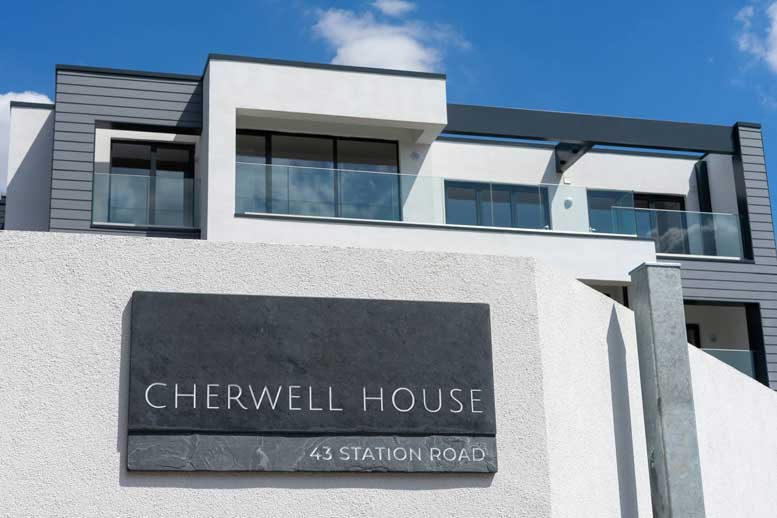 Cherwell House Apartments