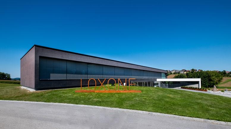 Loxone Headquarters in Austria