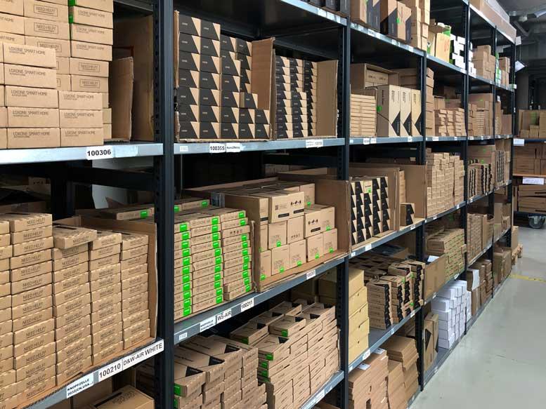 Loxone Warehouse, Austria