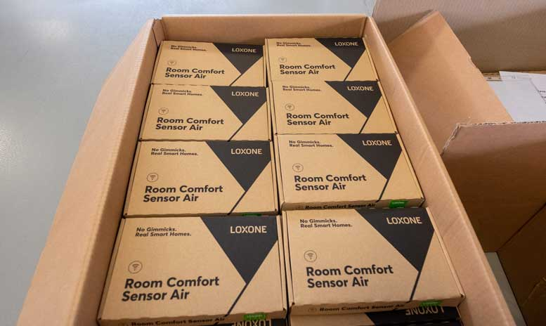 Loxone Room Comfort Air