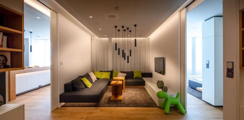 Loxone Smart Apartment - Germany
