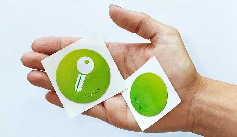 Loxone Encrypted NFC Smart Tags