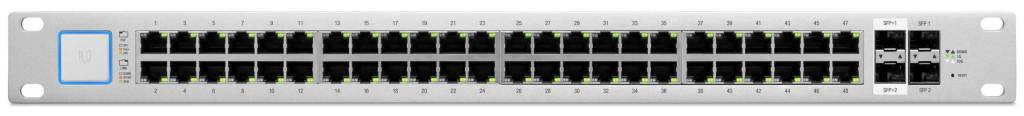 Ubiquiti UniFi US-48-500W PoE Switch