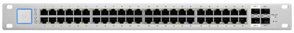 Ubiquiti UniFi 48 Port PoE Switch