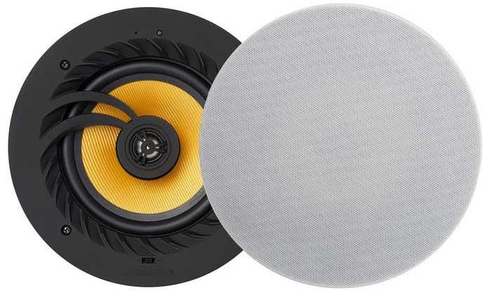 Smooth audio Bluetooth ceiling speaker