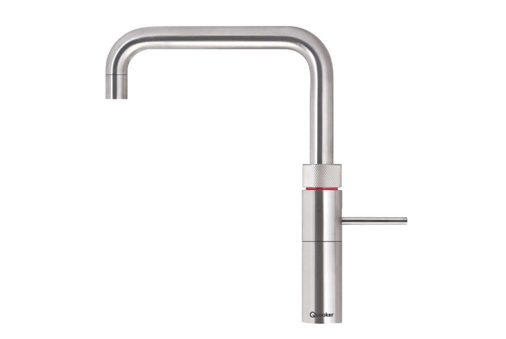 Quooker Fusion Square Stainless Steel