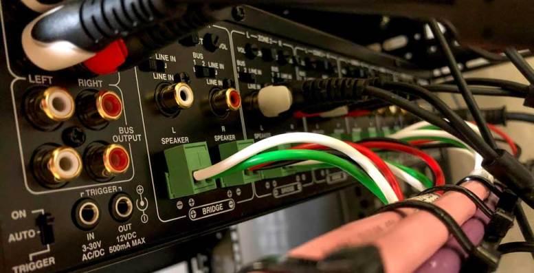 Loxone 12 Channel Amplifier