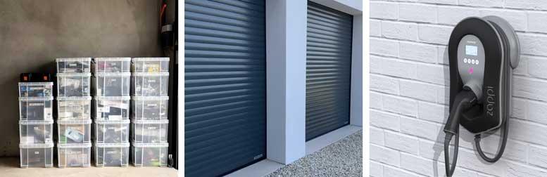 Sources - Garage