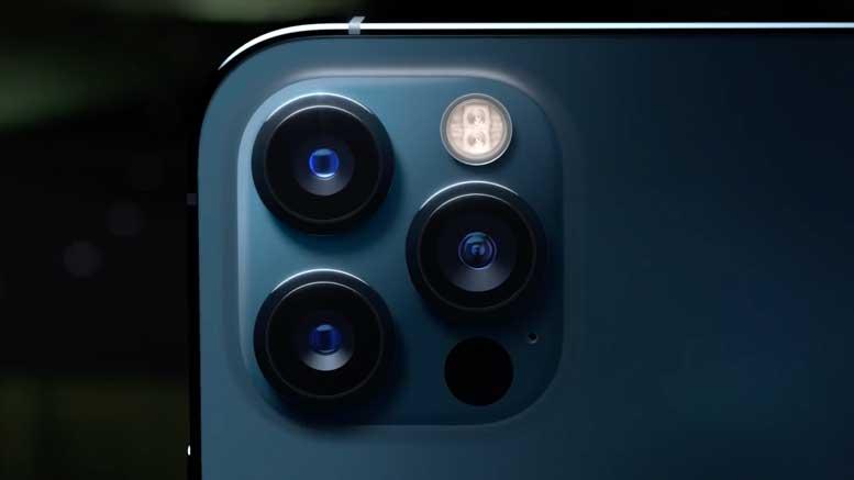 iPhone 12 Pro Cameras