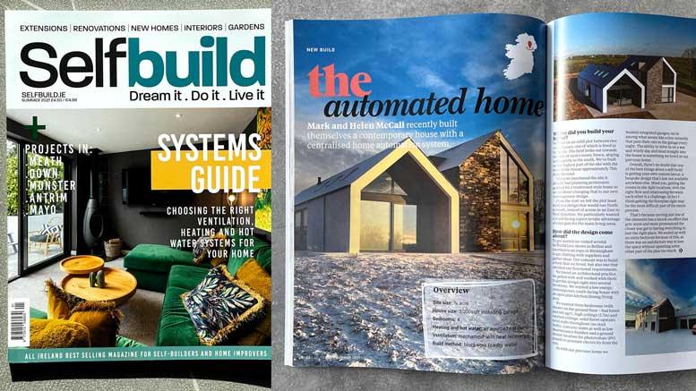 Automated Home 2.0 - Selfbuild Magazine