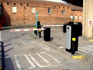 car park pay system