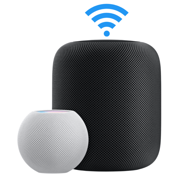 Can I Use HomePod Without Wi-Fi? - HomePod and HomePod mini with Wi-Fi connection