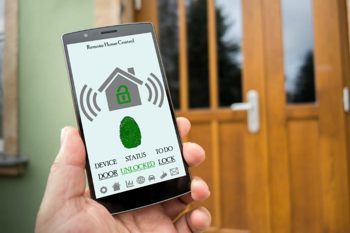 The Added Security and Convenience of Smart Home Door Locks