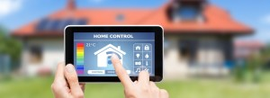 what is an automatic smart home