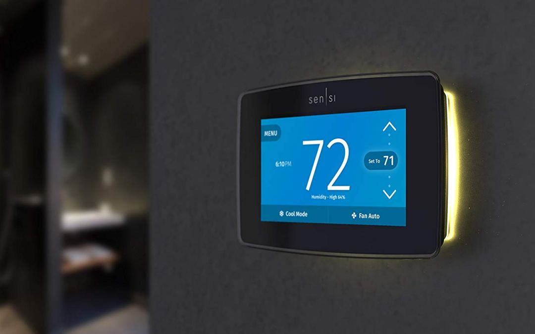 Emerson Sensi Wi-Fi Thermostat Review