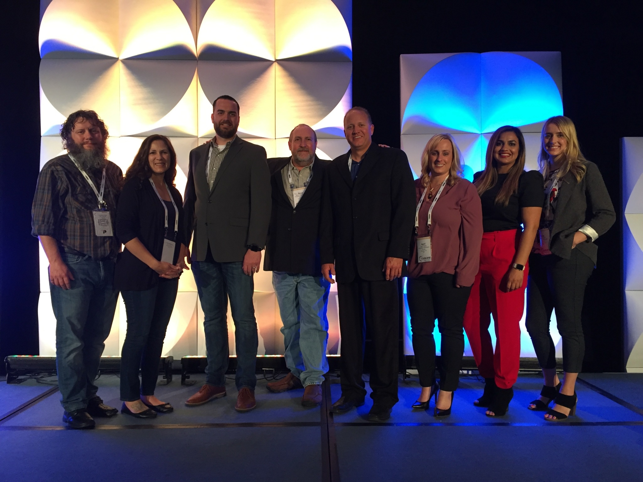 Automation Group Attends Csia Annual Executive Conference