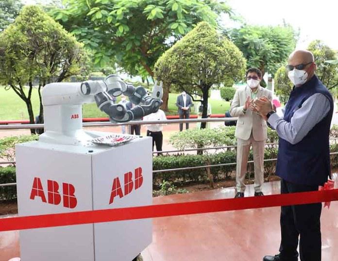 Abb India Digital Transformation Manufacturing India