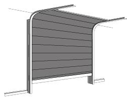 seccional puertas