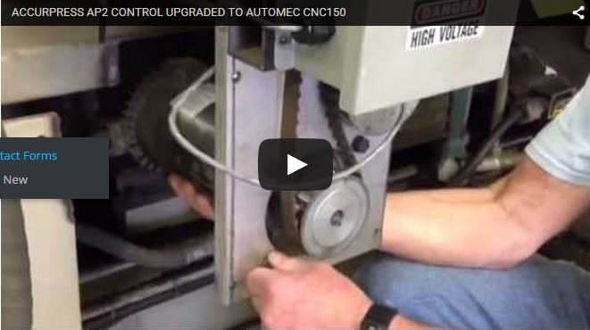 Press Break Control Upgrade