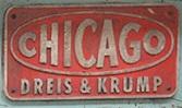 Chicago Press Brake Controls