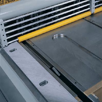 frontgauge system