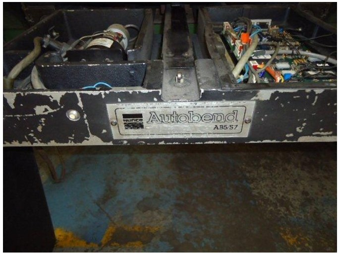Hurco Autobend S7 Backgauge Upgrade Instructions for CNC150 Single Axis