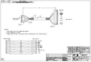 HURCO Harness, AB7 Servo Amp IF 423-0201-001