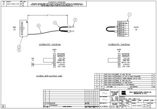 HURCO Harness, AB6 User IO 423-0202-015017