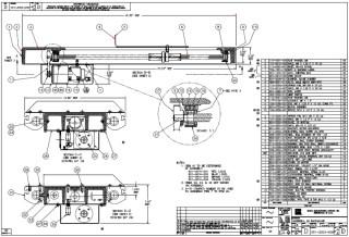 HURCO Backgauge, S6S8 001-2003-009-1