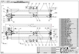 HURCO Backgauge, LP11-12 001-2010-006-2