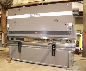 Standard Industrial Press Brake Model AB200-14