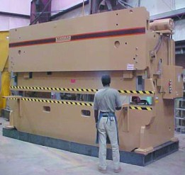 Standard Industrial Press Brake Model AB200-16