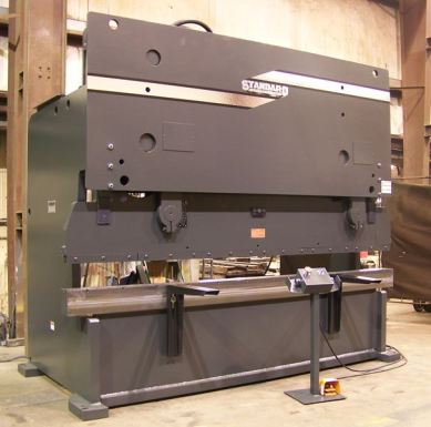 Standard Industrial Press Brake Model AB250-12