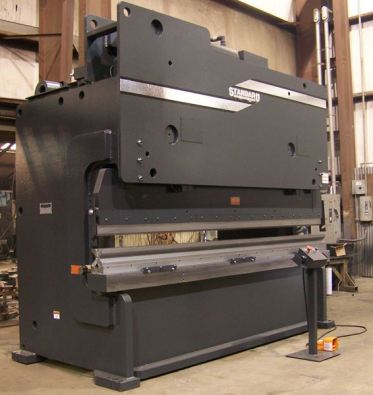 Standard Industrial Press Brake Model AB325-16