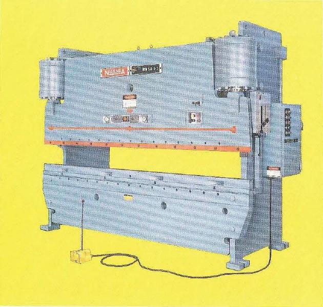 230-ton Model HBM