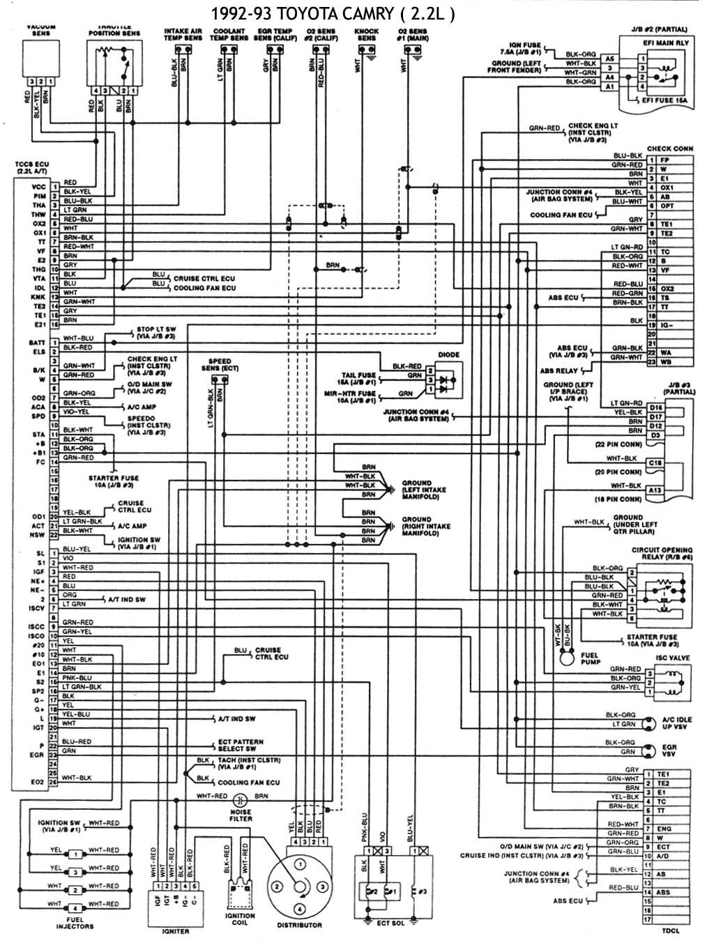 Toyota Mr2 Engine Diagram 1993