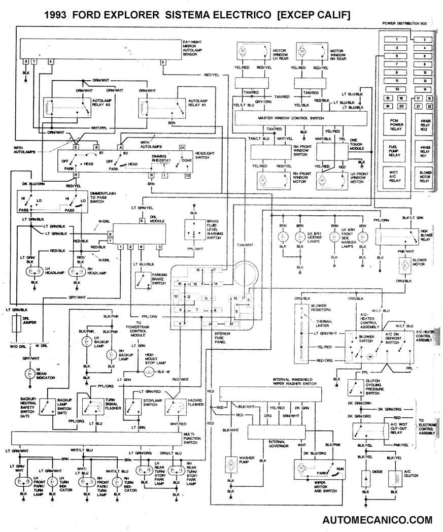 1999 ford f150 fuse diagram owners manual 2004 ford f150 wiring