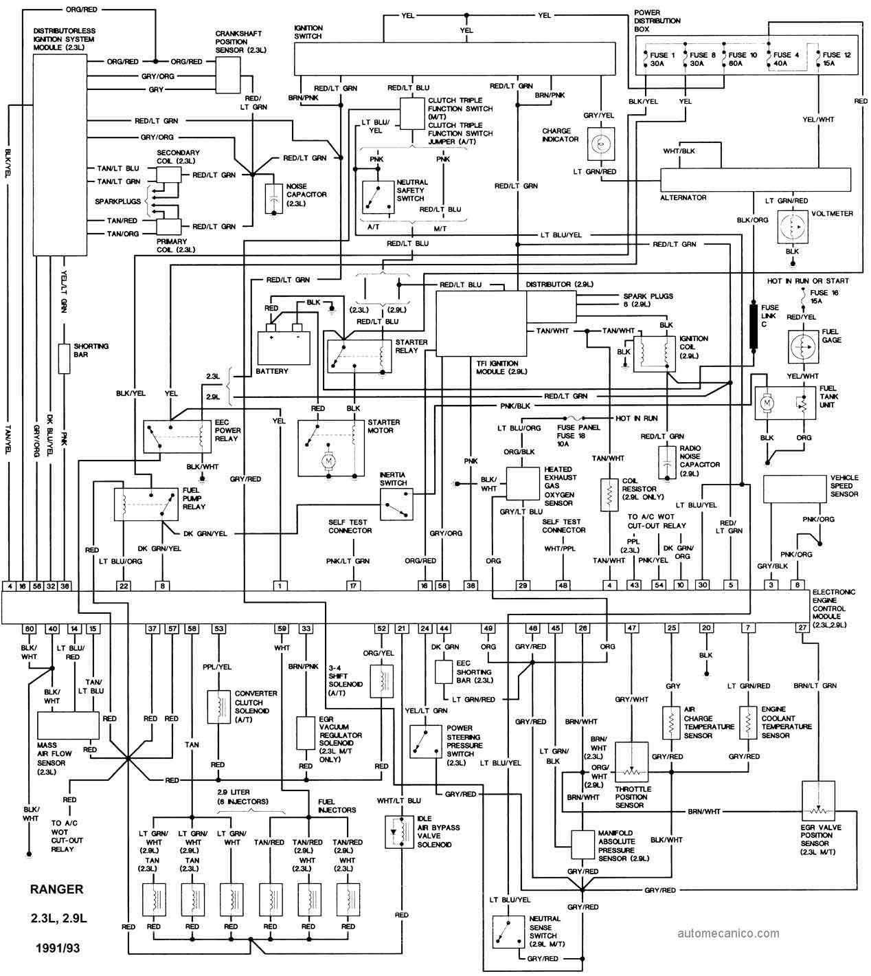 2005 Mazda Tribute Engine Diagram Wiring Library Schematic