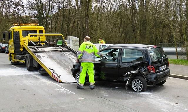 remorquage et le dépannage de véhicules