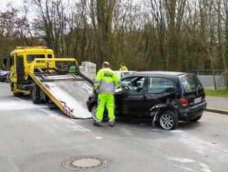 Remorquage de véhicule