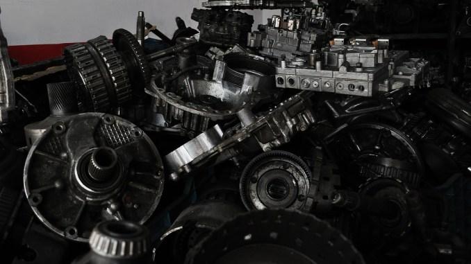 Achat de pièces d'automobiles en ligne