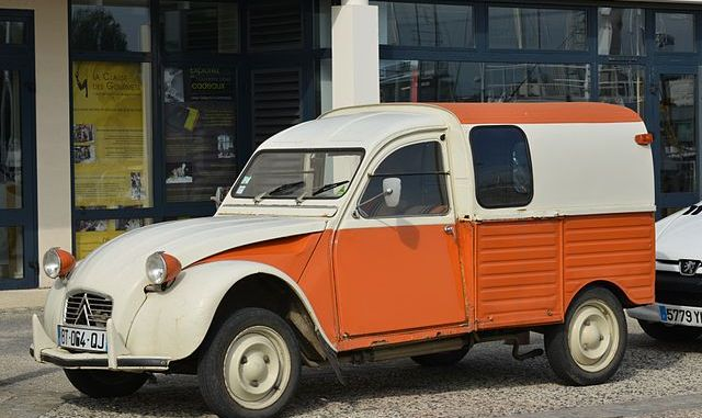 voiture d'occasion