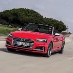 Audi S5 Cabrio Edel Flott Und Alltagstauglich