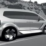 Renault Kangoo Z E Ansehnlicher Vw Caddy Konkurrent