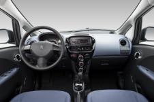 La Peugeot iOn peut accueillir jusqu'à 4 passagers