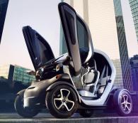La Renault Twizy déploie ses ailes