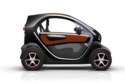 renault twizy prix autonomie et fiche technique. Black Bedroom Furniture Sets. Home Design Ideas